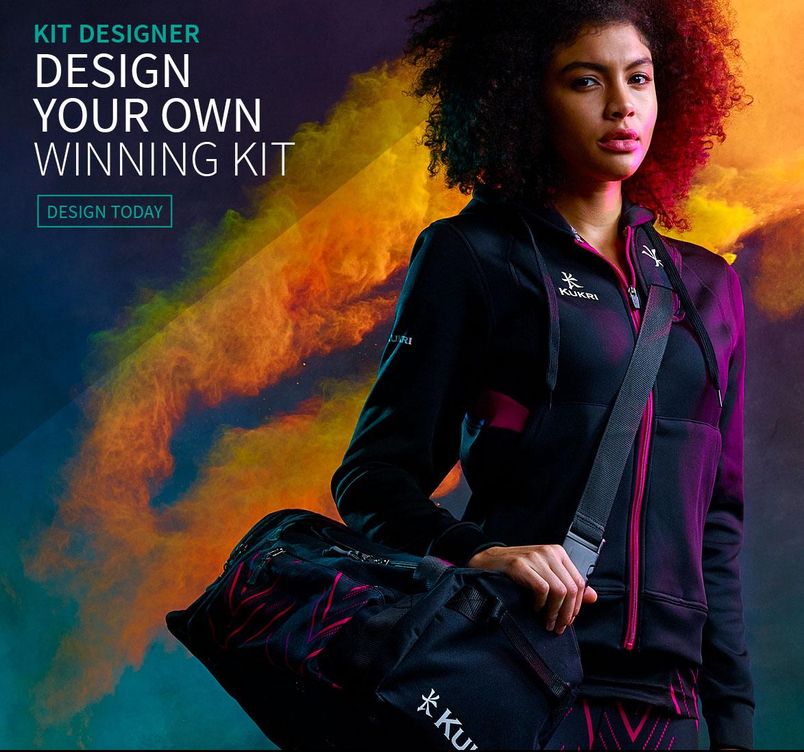 Design your own with kitdesigner